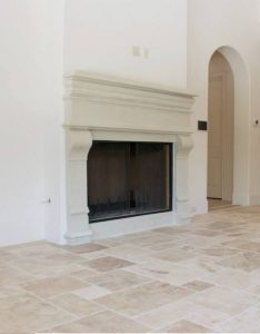 Fireplace Raised Hearth. Examples of 45 degree raised hearths and 3  bullnose How to Properly Plan for a Fireplace Surround Cast Fire Places